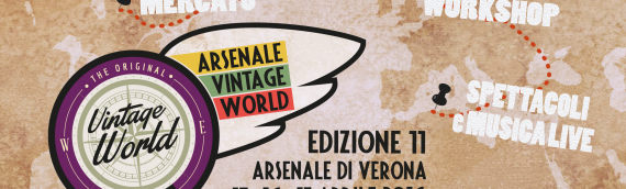 ARSENALE VINTAGE WORLD